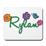 Rylan Flowers Mousepad