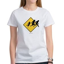 Caution: Illegal Immigrant Crossing - Tee