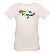 Regan Flowers Tee