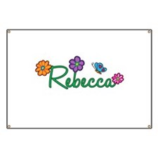Rebecca Flowers Banner