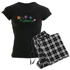 Rebecca Flowers Pajamas