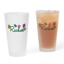 Rachael Flowers Drinking Glass