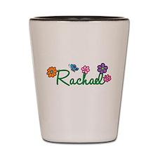 Rachael Flowers Shot Glass