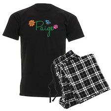 Paige Flowers pajamas