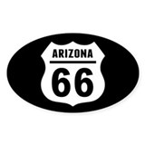 Route 66 Arizona Decal