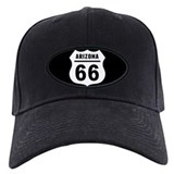 Route 66 Arizona Baseball Cap