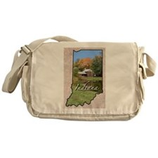 Cute Indiana Messenger Bag