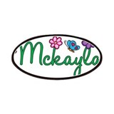 Mckayla Flowers Patches