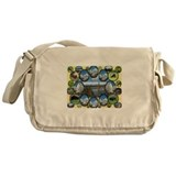 Yellowstone Park Messenger Bag