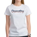 Dorothy Stars and Stripes Women's T-Shirt