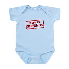 MADE IN MEMPHIS, TN Infant Bodysuit
