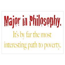 Major in Philosophy