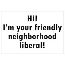 Friendly Neighborhood Liberal