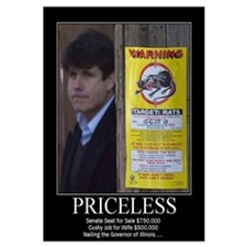 Blagojevich Pricless