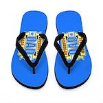 Authentic Dad Gear Flip Flops