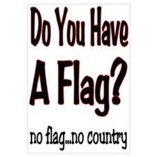 no flag no country!