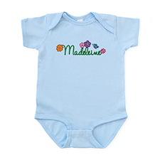 Madeleine Flowers Infant Bodysuit