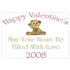 Valentine's Teddy Bear 2008