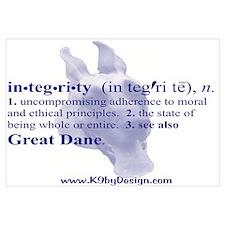 Integrity--Great Dane