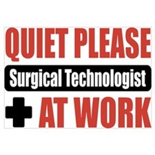 Surgical Technologist Work
