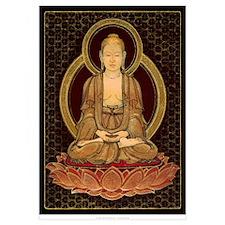 Mini Buddha Print