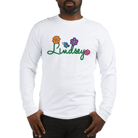 Lindsey Flowers Long Sleeve T-Shirt