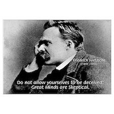 Friedrich Nietzsche Skeptical