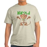 Little Monkey Harold Light T-Shirt