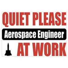 Aerospace Engineer Work