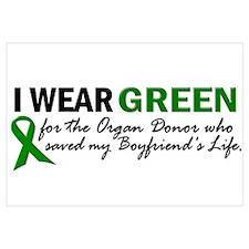 I Wear Green 2 (Boyfriend's Life) Prin