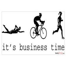 It's Business Time Triathlon