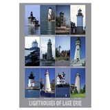 Lighthouses of Lake Erie
