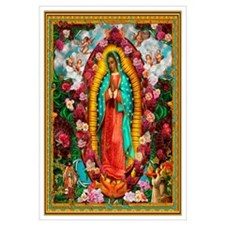 Unique Guadalupe Wall Art