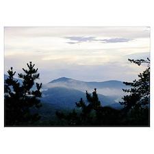 Smoke On Great Smoky Mountain