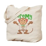 Little Monkey Jeremy Tote Bag
