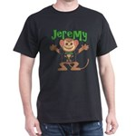 Little Monkey Jeremy Dark T-Shirt