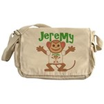 Little Monkey Jeremy Messenger Bag