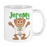 Little Monkey Jeremy Mug