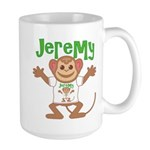 Little Monkey Jeremy Large Mug
