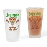 Little Monkey Jerome Drinking Glass