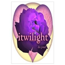 itwilight Do You? Purple Rose of Love