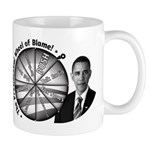 Wheel of Blame Mug