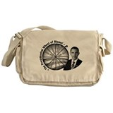 Wheel of Blame Messenger Bag