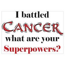 I Battled Cancer