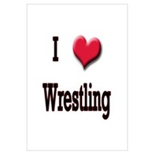 I Love (Heart) Wrestling