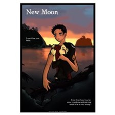New Moon Jacob and Bella