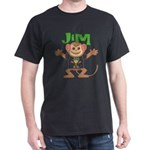 Little Monkey Jim Dark T-Shirt
