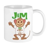 Little Monkey Jim Mug