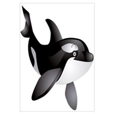 Friendly Orca