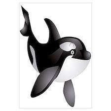 Friendly Orca
